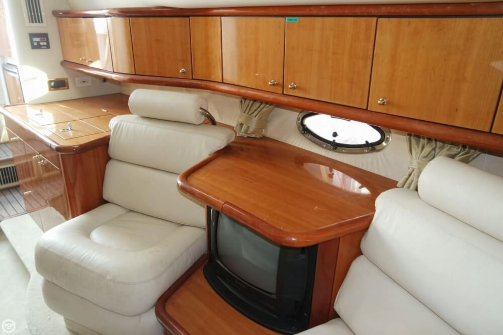 2003 Sunseeker boat for sale, model of the boat is Superhawk 48 & Image # 26 of 40