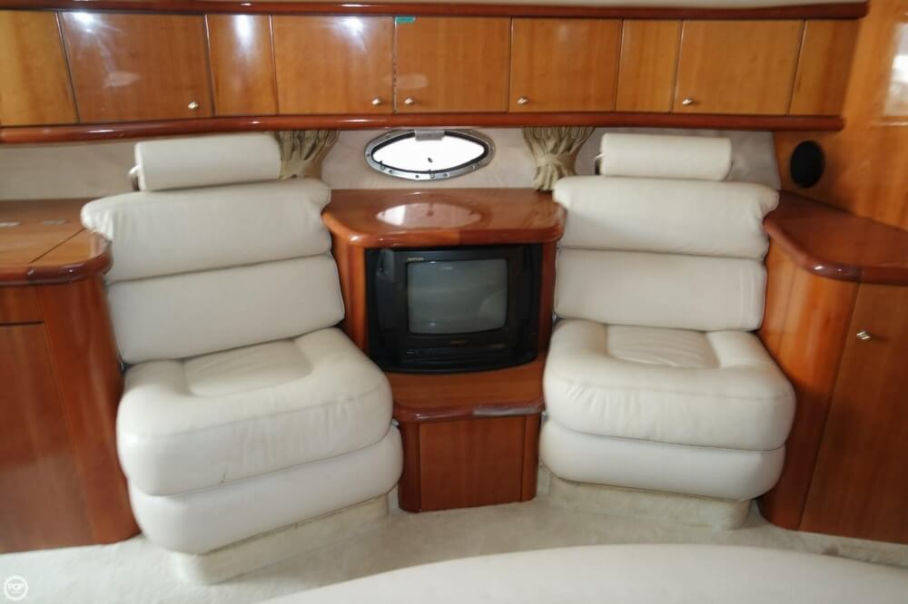 2003 Sunseeker boat for sale, model of the boat is Superhawk 48 & Image # 29 of 40