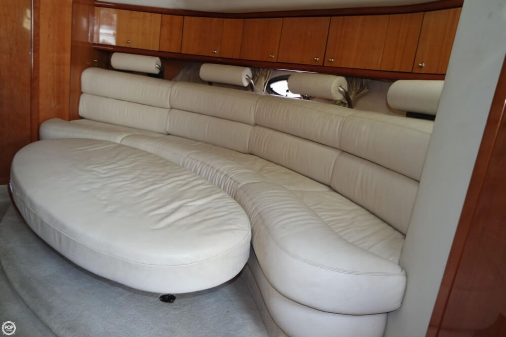 2003 Sunseeker boat for sale, model of the boat is Superhawk 48 & Image # 31 of 40