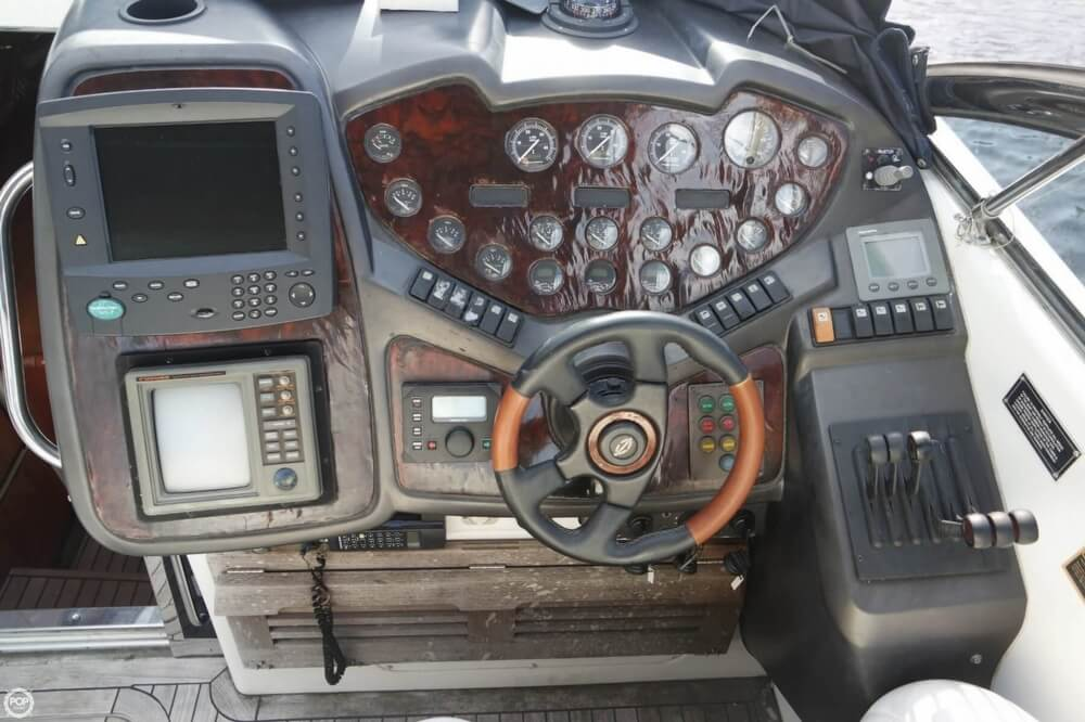 2003 Sunseeker boat for sale, model of the boat is Superhawk 48 & Image # 33 of 40