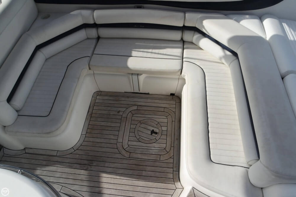 2003 Sunseeker boat for sale, model of the boat is Superhawk 48 & Image # 7 of 40