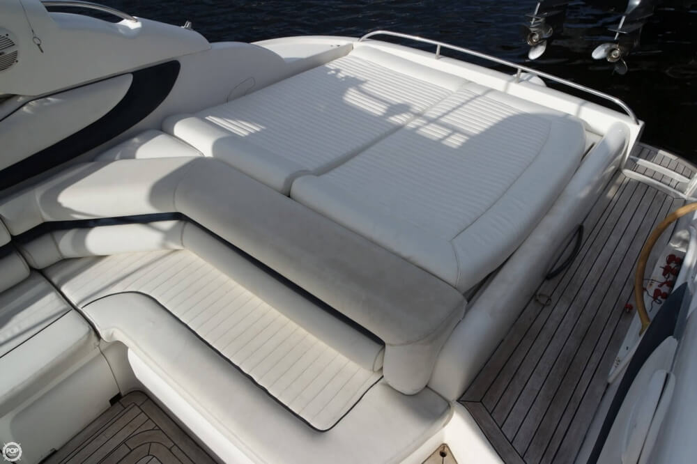 2003 Sunseeker boat for sale, model of the boat is Superhawk 48 & Image # 8 of 40