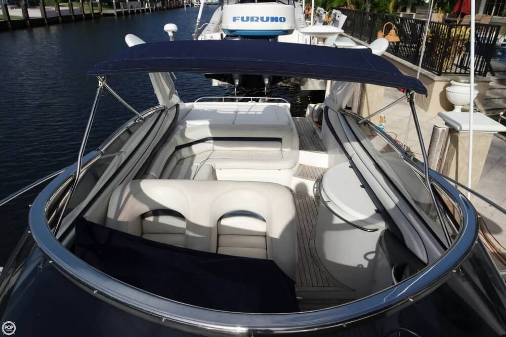 2003 Sunseeker boat for sale, model of the boat is Superhawk 48 & Image # 9 of 40