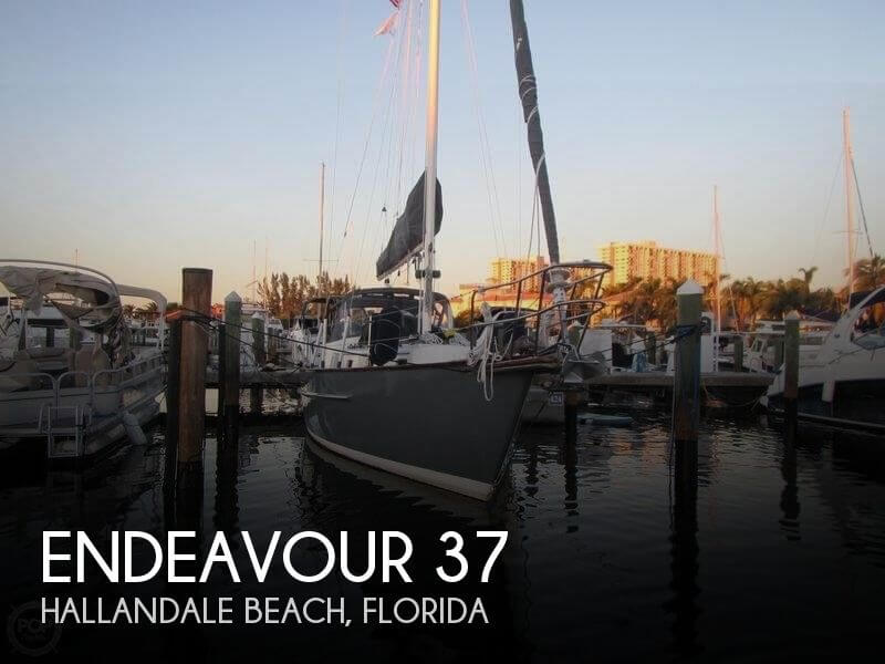 Used Endeavour Boats For Sale by owner | 1983 Endeavour 37