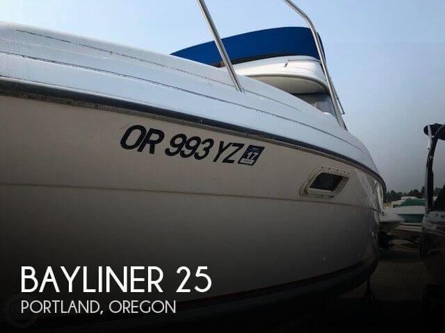 Used Bayliner 25 Boats For Sale by owner | 1990 Bayliner 25