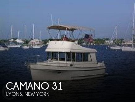 2006 CAMANO 31 for sale