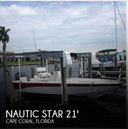 Used Nautic Star 21 Boats For Sale by owner | 2010 Nautic Star 21