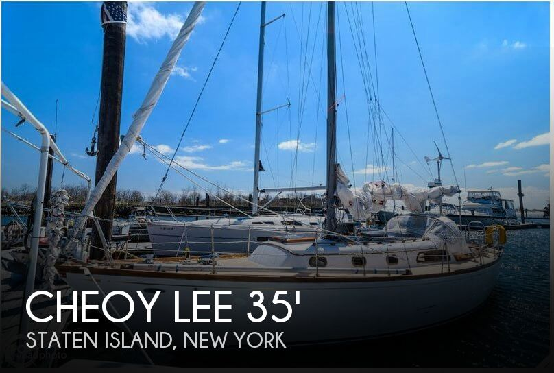 Used Cheoy Lee Boats For Sale by owner | 1972 Cheoy Lee 36
