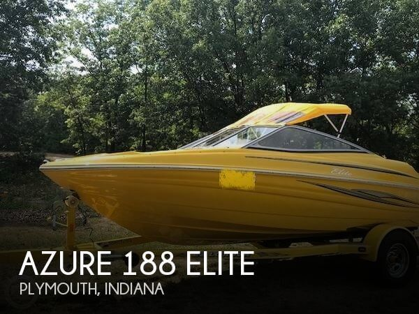 Used Azure Boats For Sale by owner | 2007 Azure 18