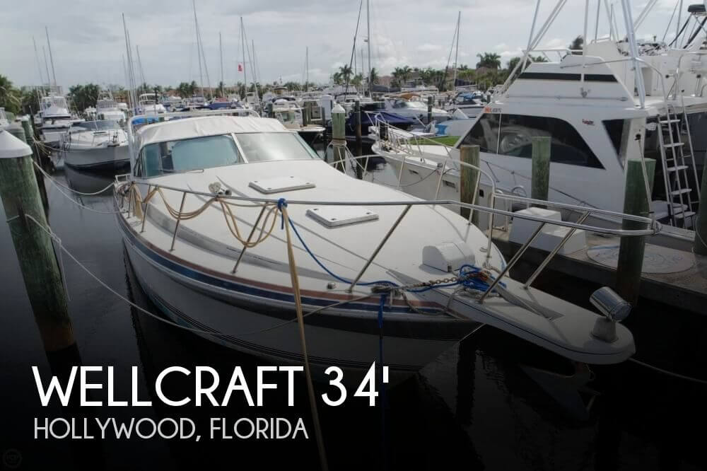 Used Wellcraft 34 Boats For Sale by owner   1988 Wellcraft Gran Sport 3400