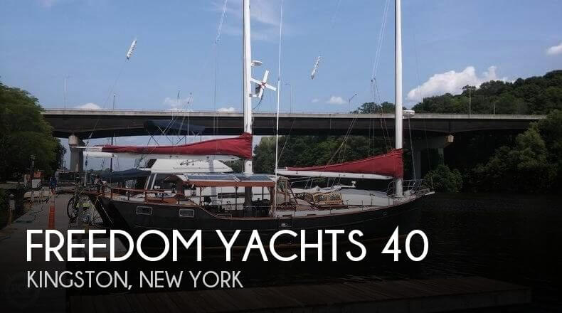 Used Boats For Sale in Albany, New York by owner | 1981 Freedom Yachts 40