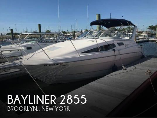 Used Bayliner Boats For Sale in Philadelphia, Pennsylvania by owner | 1998 Bayliner 28