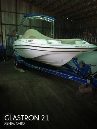 Used Boats For Sale in Columbus, Ohio by owner | 2003 Glastron 21