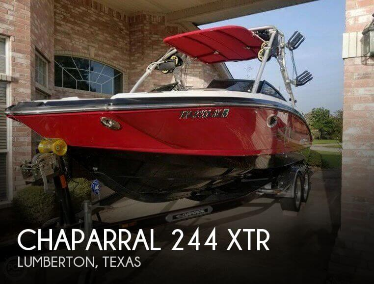 Used Chaparral Boats For Sale in Texas by owner | 2009 Chaparral 25