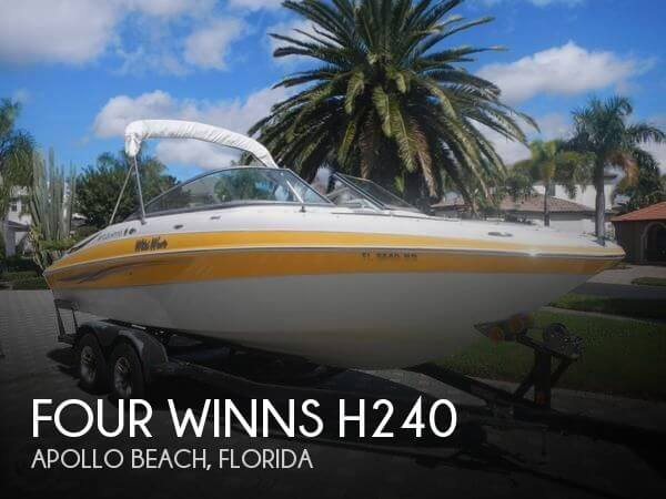 Used Four Winns 24 Boats For Sale by owner | 2008 Four Winns 24
