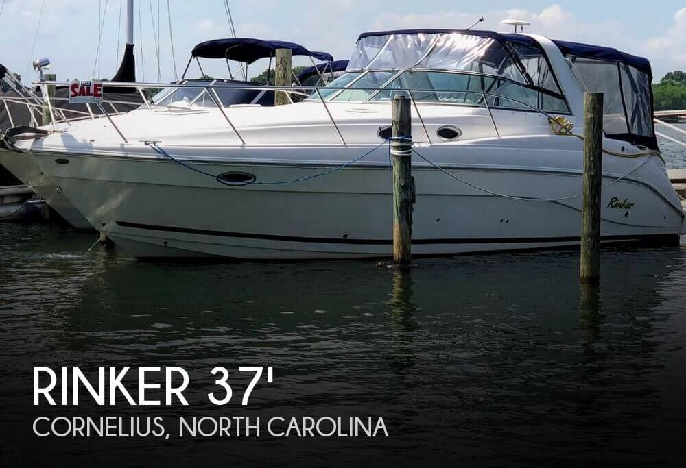 Used Boats For Sale in Charlotte, North Carolina by owner | 2003 Rinker 37