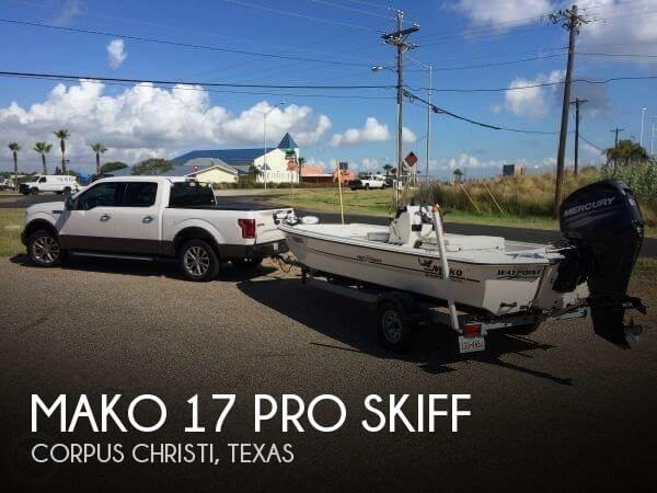 Used MAKO 17 Boats For Sale by owner | 2015 Mako 17