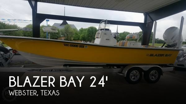 Used Blazer bay Boats For Sale by owner | 2016 Blazer Bay 24