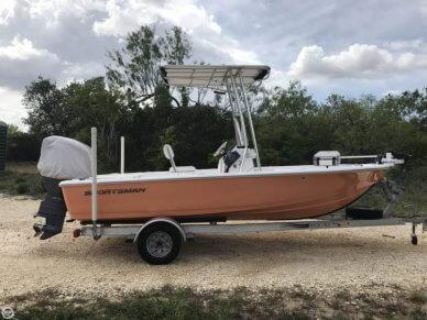 Sportsman Island Bay 18, 18', for sale - $23,500