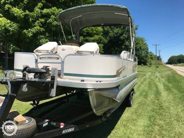 2007 Princecraft boat for sale, model of the boat is 18 & Image # 2 of 10