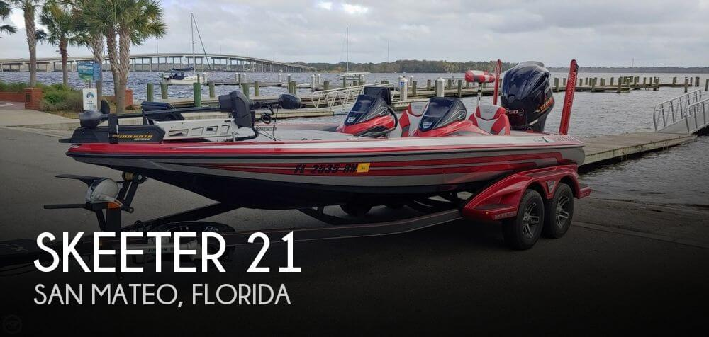 Used Skeeter Boats For Sale by owner | 2018 Skeeter 21
