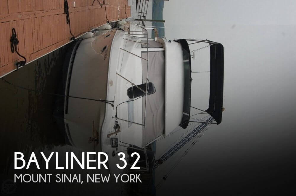 Used Bayliner Boats For Sale in New York by owner | 2000 Bayliner 32