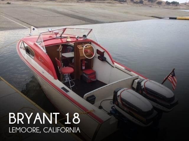 Used Boats For Sale in Visalia, California by owner | 1958 Bryant 18