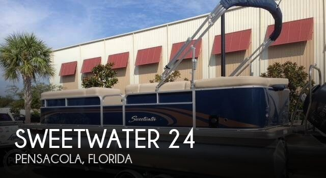 Used Sweetwater Boats For Sale by owner | 2014 Sweetwater 24