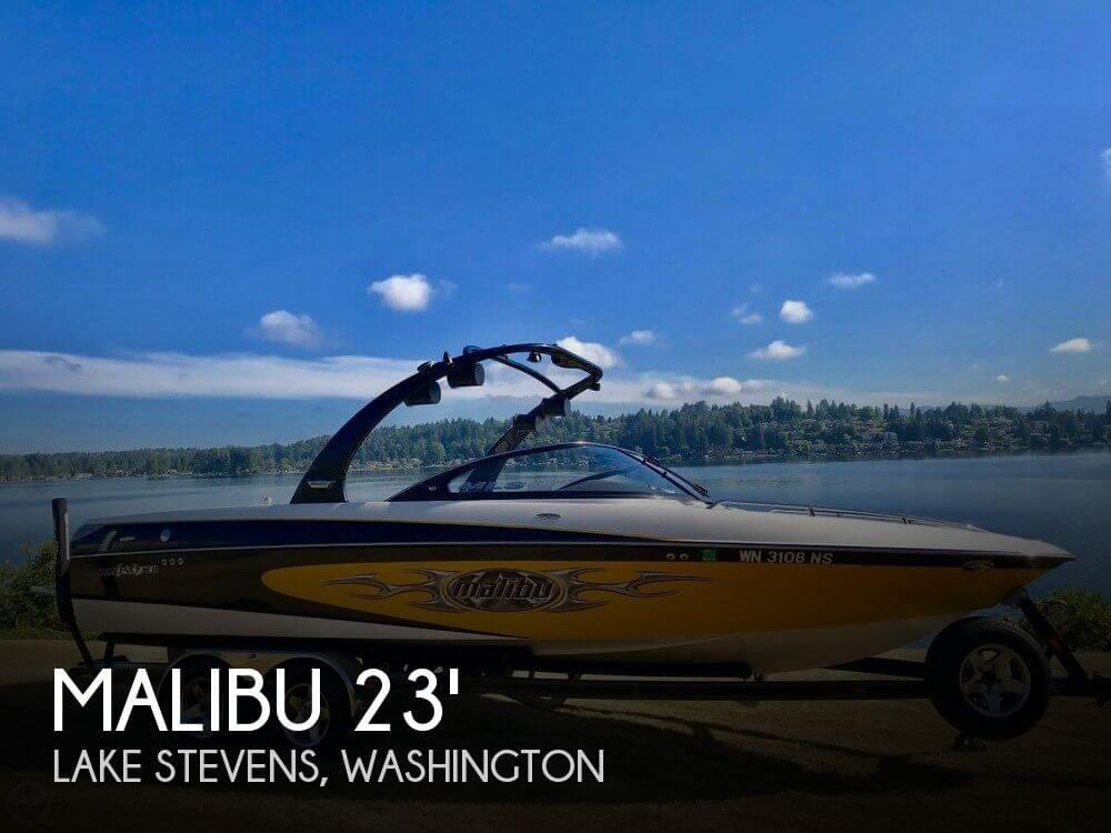 Used MALIBU Boats For Sale in Washington by owner | 2004 Malibu 23