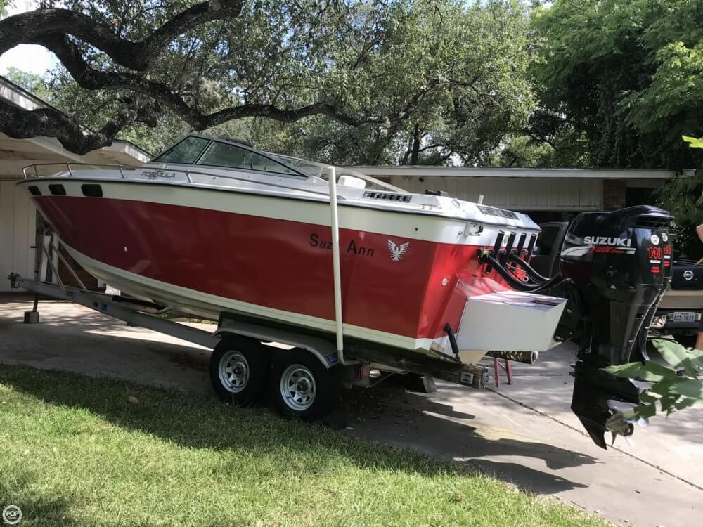 1979 Formula boat for sale, model of the boat is 255 & Image # 11 of 40