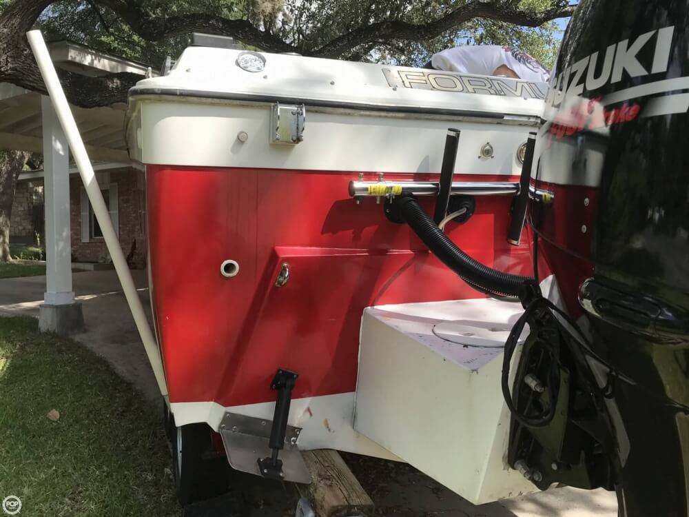 1979 Formula boat for sale, model of the boat is 255 & Image # 40 of 40
