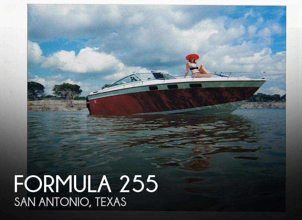 1979 Formula boat for sale, model of the boat is 255 & Image # 1 of 40