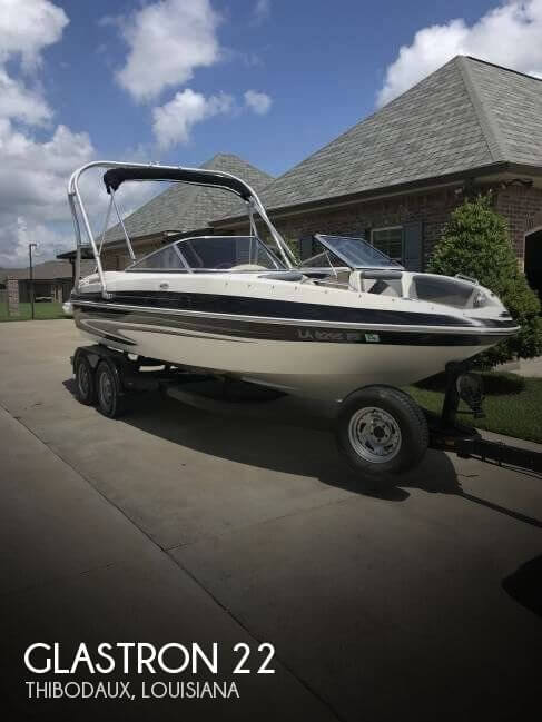 Used Glastron Ski Boats For Sale by owner | 2008 Glastron 22
