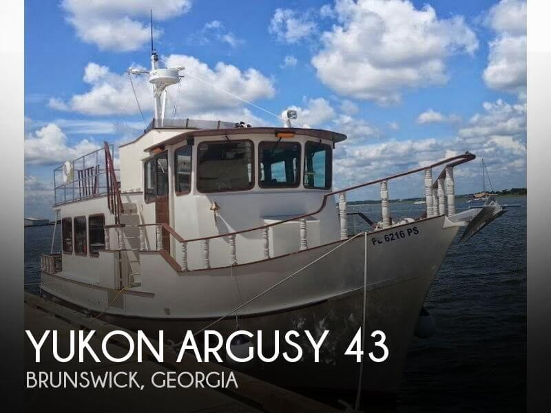 Used Boats For Sale in Georgia by owner | 2015 Yukon Argusy 43