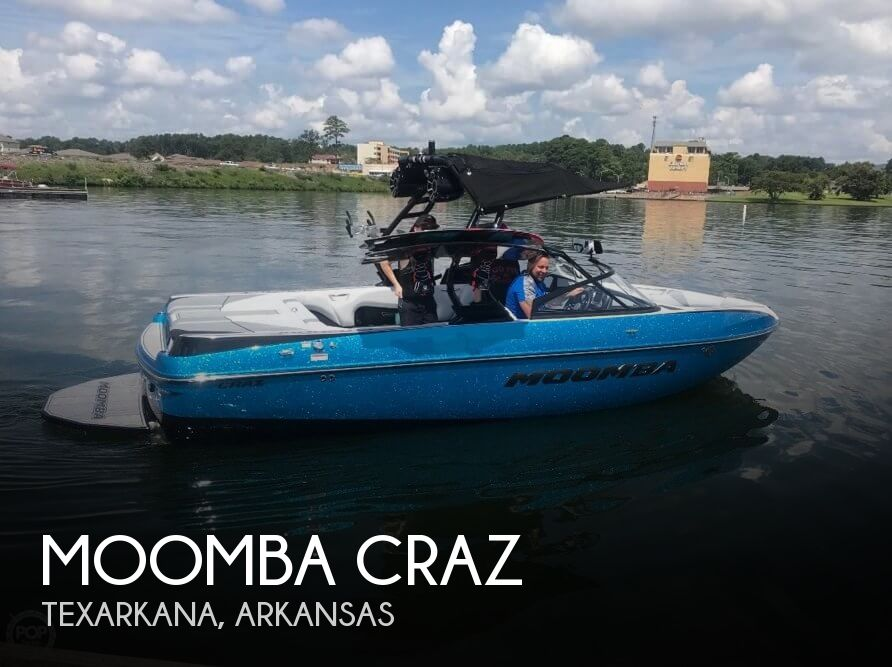 Used Moomba Boats For Sale by owner | 2018 Moomba 23