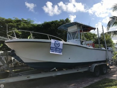 Dusky Marine 278 Open Fisherman, 27', for sale - $17,000
