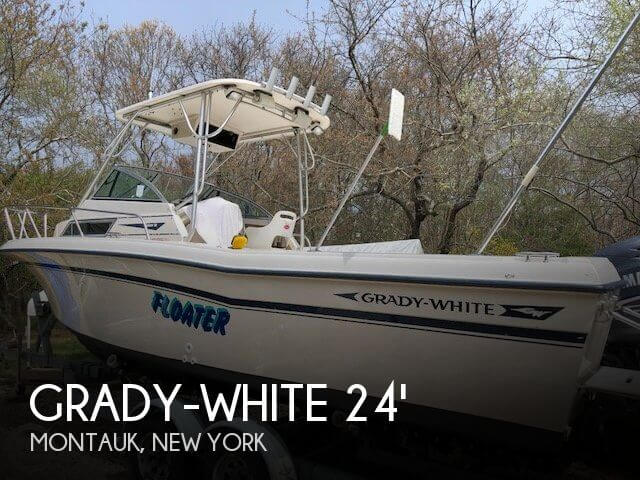 Used Boats For Sale in Providence, Rhode Island by owner | 1992 Grady-White 24