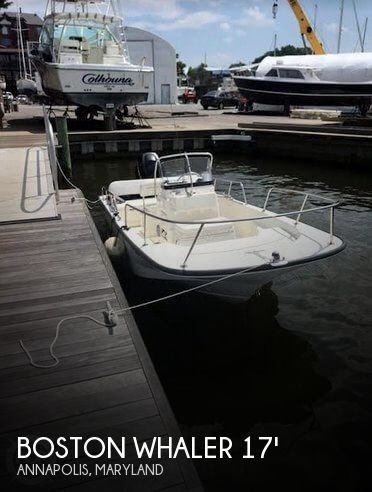 Used Ski Boats For Sale in Maryland by owner | 2012 Boston Whaler 17