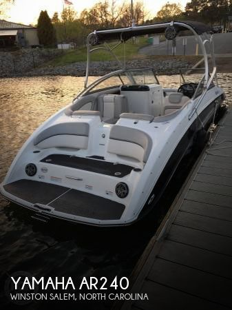 Used Boats For Sale in Greensboro, North Carolina by owner | 2011 Yamaha 24