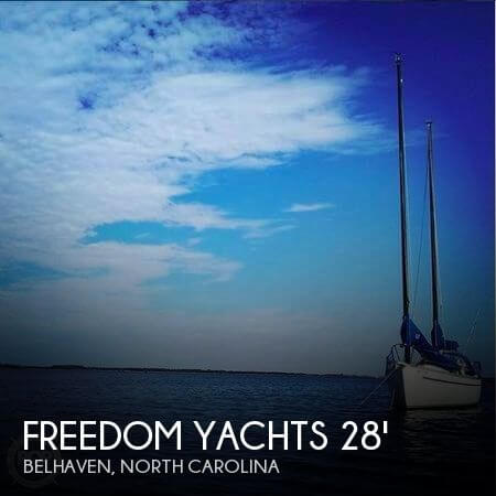 1984 Freedom 28 CAT Ketch