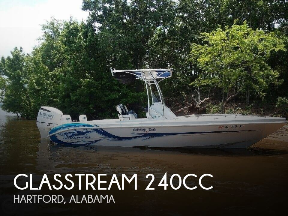 Used Boats For Sale in Dothan, Alabama by owner | 2017 Glasstream 24