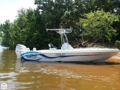Glasstream 240CC, 24', for sale