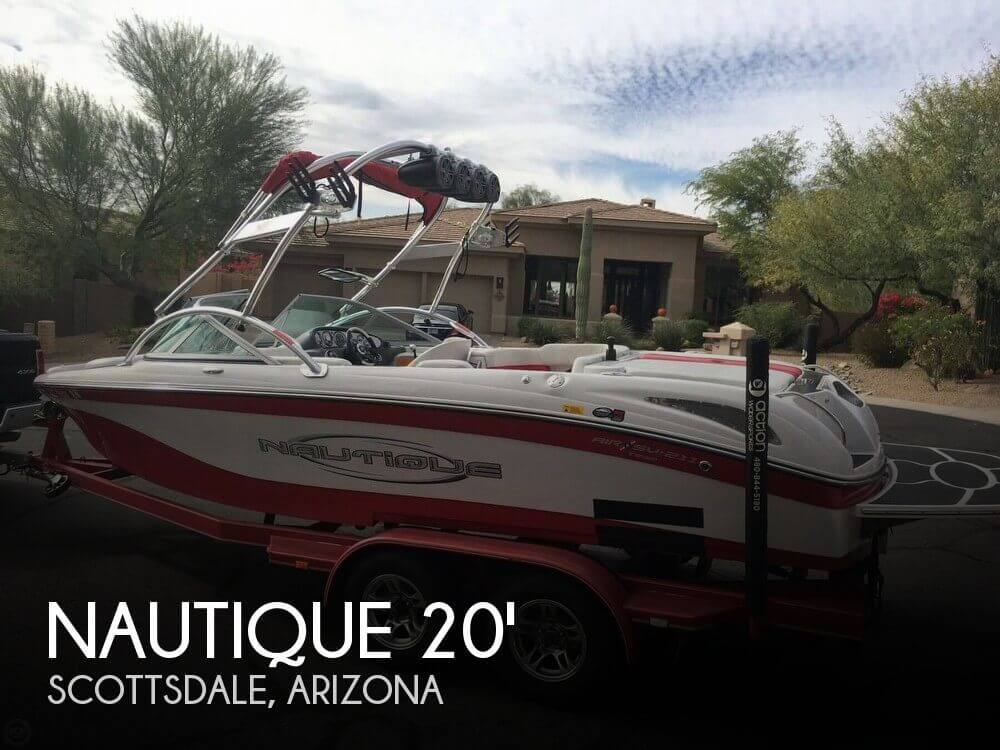 Used Nautique Boats For Sale by owner | 2007 Nautique SV-211 Team Edition