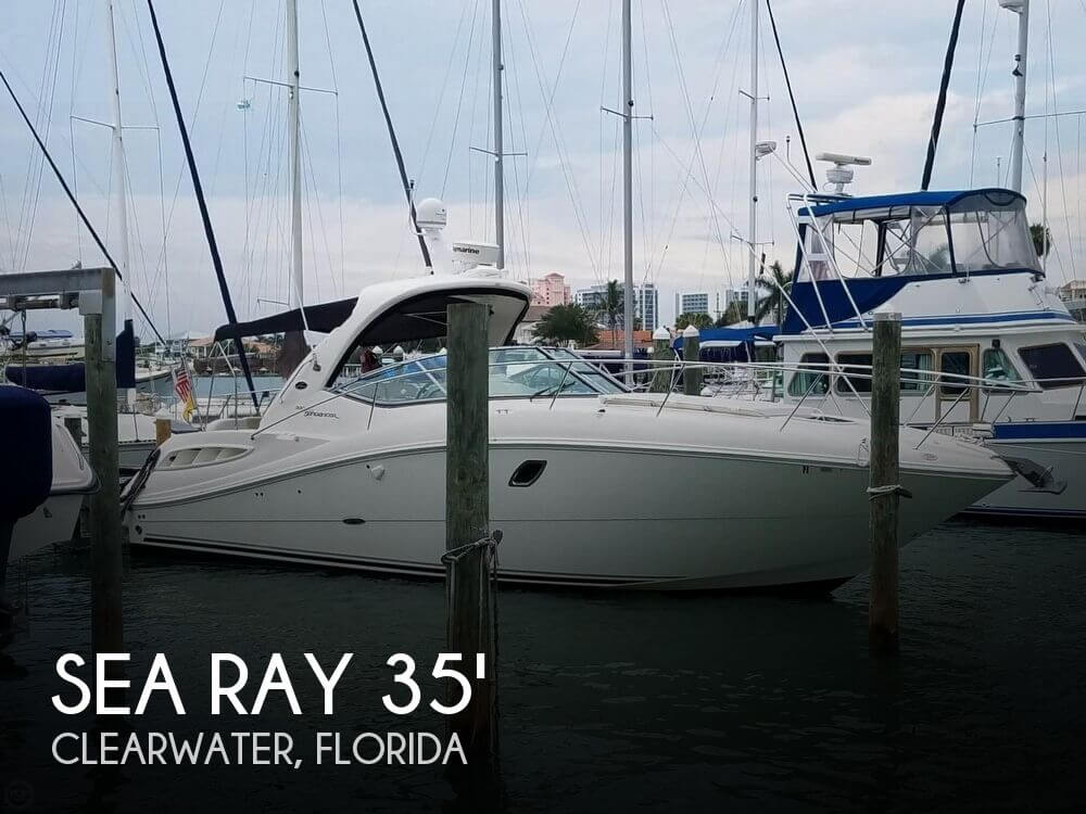 Used Sea Ray 30 Boats For Sale by owner | 2008 Sea Ray 330 Sundancer