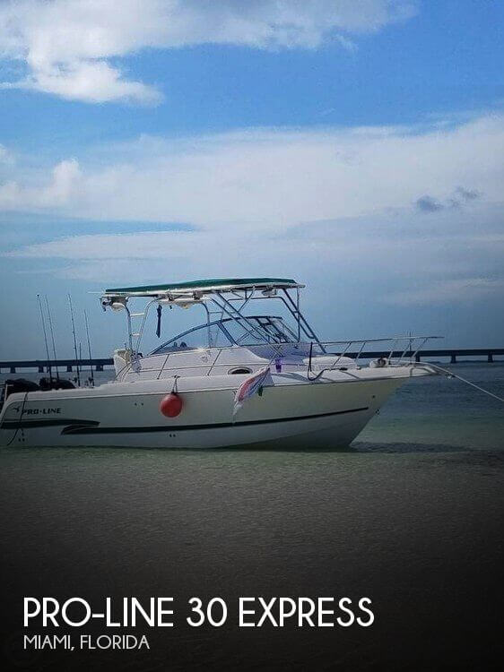 Used Pro-Line Boats For Sale in Florida by owner | 2002 Pro-Line 29