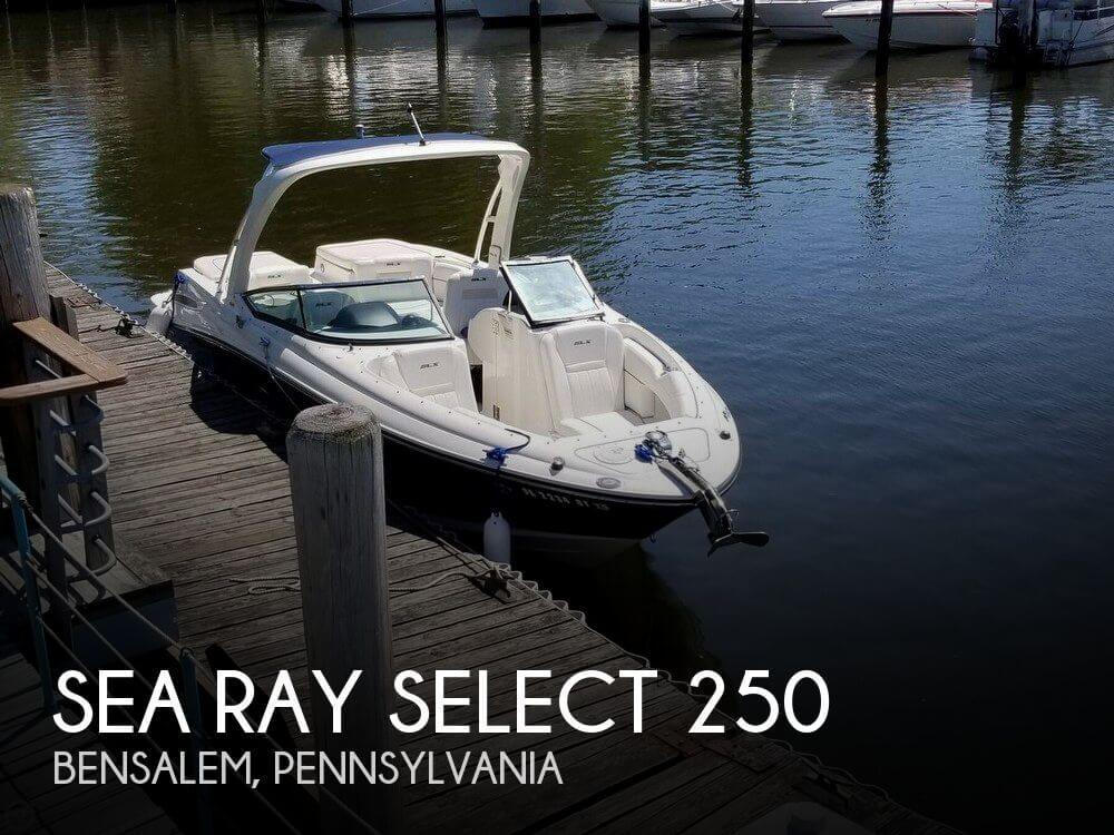 Used Sea Ray 26 Boats For Sale by owner | 2008 Sea Ray 26