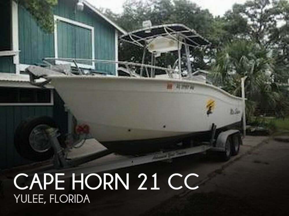 Used CAPE HORN Boats For Sale by owner | 1996 Cape Horn 21