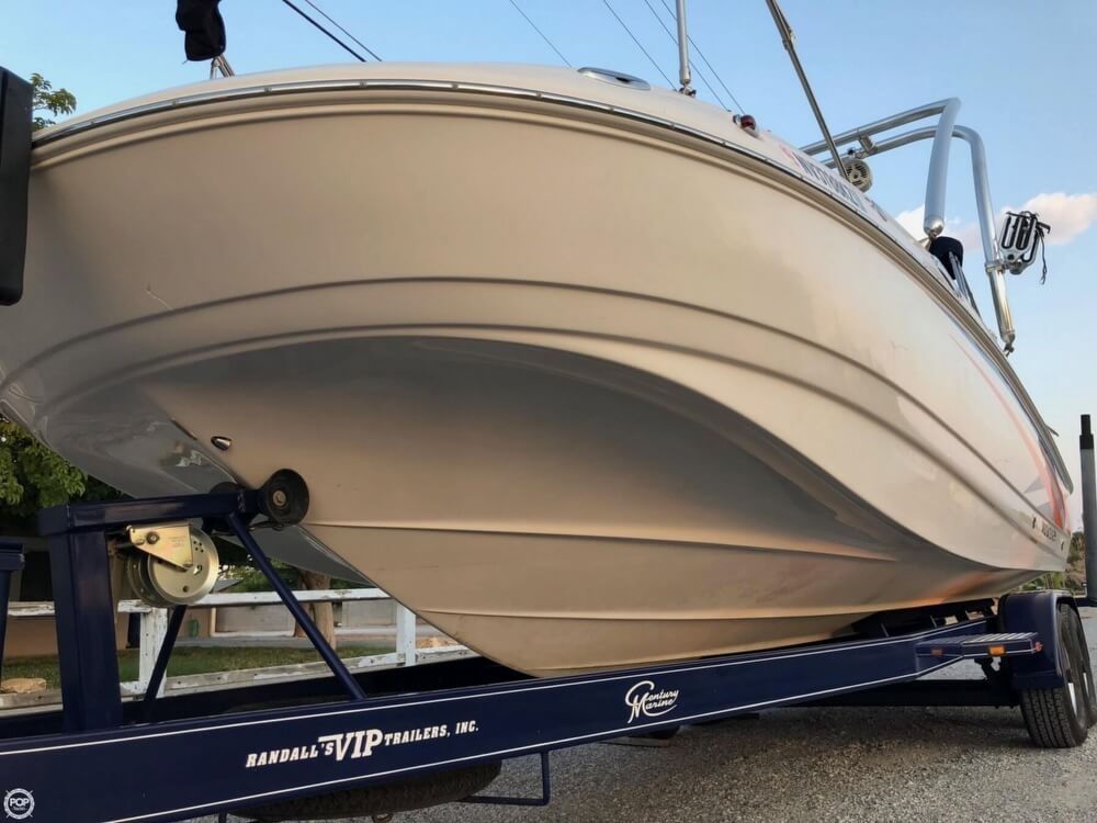 2007 Monterey boat for sale, model of the boat is 263 Explorer & Image # 13 of 31
