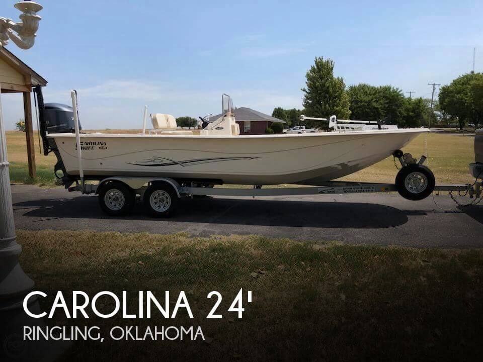 Used Carolina Boats For Sale by owner | 2016 Carolina 24