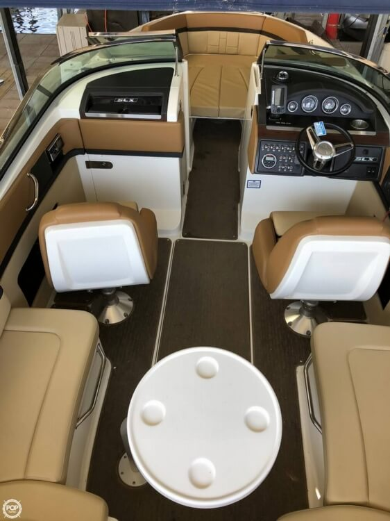 2015 Sea Ray boat for sale, model of the boat is 250 SLX & Image # 4 of 40